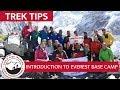 Everest Base Camp Trek Video Series Introduction | Trek Tips