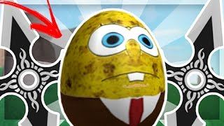 WE TURN EASTER EGGS-Roblox (Egg Hunt)