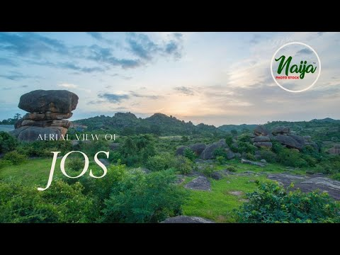 AERIAL VIEW OF JOS