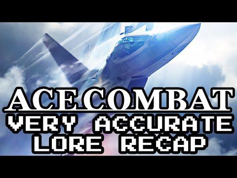 Ace Combat Very Accurate Lore Recap