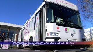 Yvelines | Premier passage du bus santé femmes dans les Yvelines