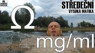 Godwinovy výpočty u vody - Ohmův zákon pro odpor spirál & Ředění shotů bází 20mg/ml