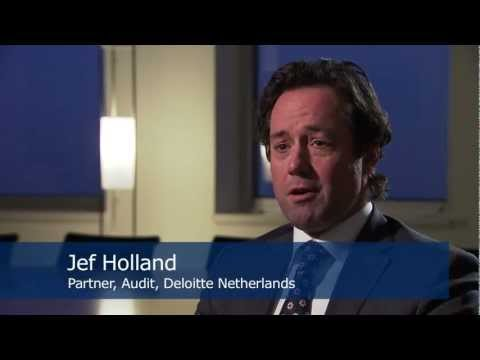 Jef Holland, Partner, Audit, Deloitte Netherlands (English)