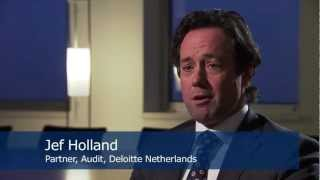 Jef Holland, Partner, Audit, Deloitte Netherlands (English)(Jef explains how high quality audits inform business decisions and the need for multidisciplinary teams to deliver a robust audit. http://www.deloitte.com/audit., 2013-03-12T13:58:57.000Z)