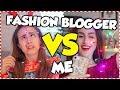Fashion Blogger VS Me a NATALE 🎄 Cescmas