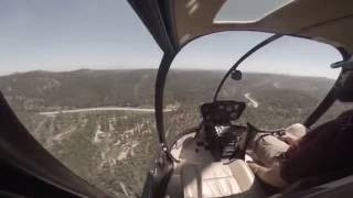 Helicopter Tour of Mount Rushmore