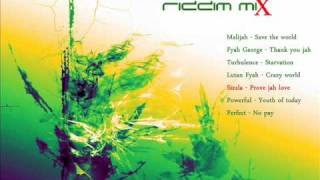 Happy Trod Riddim Mix [February 2012] [Leaf Of Life]