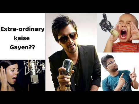 How to Sing Extraordinary  | Voice Modulation Kya Hai or Kaise karen | Singing Lessons