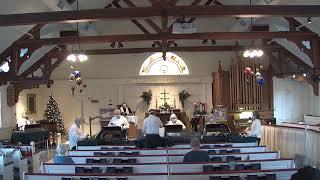 """Worship - Dec 6, 2020 - Rev Darren Morgan, """"Advent Homecoming"""""""