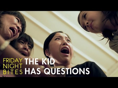Friday Night Bites - THE KID HAS QUESTIONS | Comedy Web Series