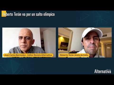 Roberto Terán va por un salto olímpico- Revista Alternativa