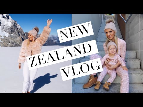 New Zealand Vlog- Exploring Queenstown, Onsen Hot Pools and Wanaka