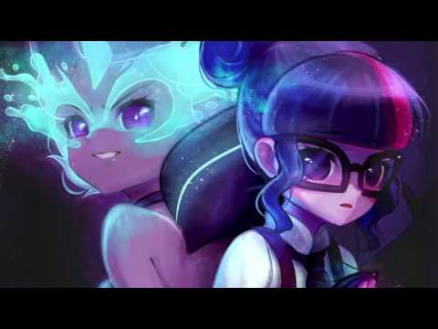 Nightcore - The Midnight in Me [ Filly Version ] | My Little Pony - Legend of Everfree