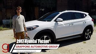 2017 Hyundai Tucson Limited 1.6T AWD Road Test Review