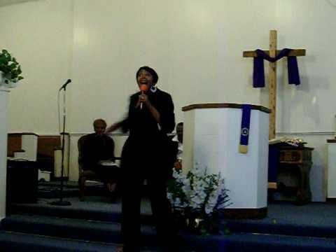 Those Preachin' Women - Rev. Cassandra Gray
