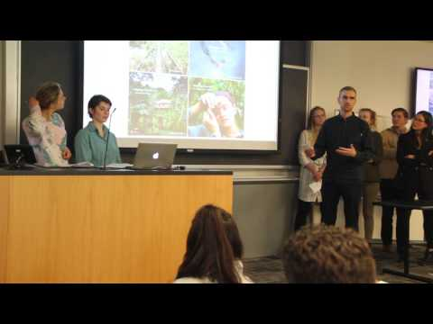 Leveraging Eco-tourism for Ocean Conservation Part 3: NYU Spring 2017 Capstone Presentations