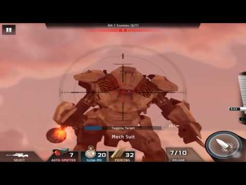 Kill Shot Bravo Region 20 Primary Mission 6 - Kill 7 Enemies
