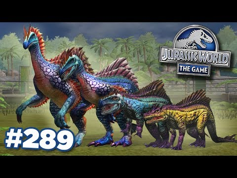 SEGNOSUCHUS UNLOCKED | STRONGEST DINOSAUR IN GAME!!! || Jura