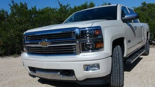 Chevrolet Silverado High Country 2014 Videos