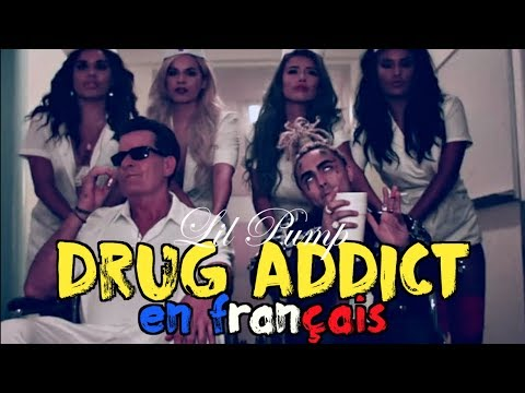 Lil Pump - Drug addicts (traduction en francais) COVER