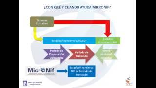 Normas Internacionales de Información Financiera NIIF para Microempresas