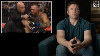 Joe Rogan explains post-fight Conor McGregor interview…