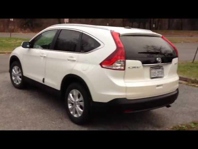 2012 Honda CR V EX L AWD Review, Walk Around, Start Up, Quick Drive