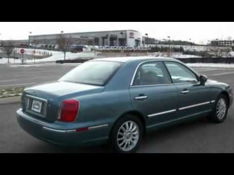 2004 Hyundai XG350 Nashville TN - YouTube