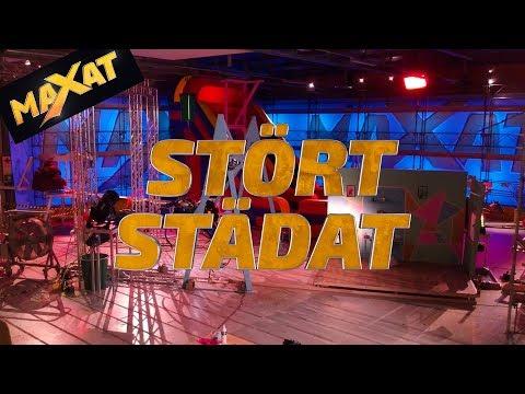 Maxat: Stört städat - Rube Goldberg Machine