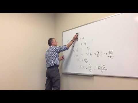 Jan 29 Rational & Radical Equations
