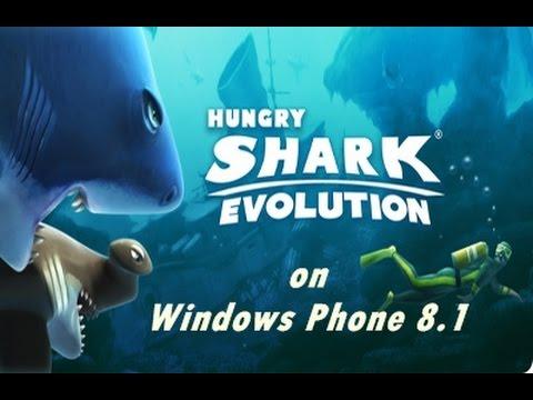 hack hungry shark evolution windows phone - Hungry Shark Evolution for Windows Phone 8.1 on Nokia Lumia 930