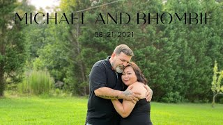 Michael and Bhombie|  Save The Date | 8-21-21