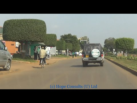 Kampala City Drive - Naalya Ntinda Wandegeya