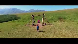 Тоо ашу менен Ала бел-Кыргызча клип ырлар