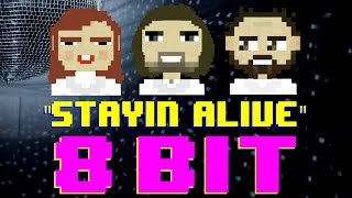 Stayin' Alive (8 Bit Cover Version) [Tribute to Bee Gees] - 8 Bit Universe