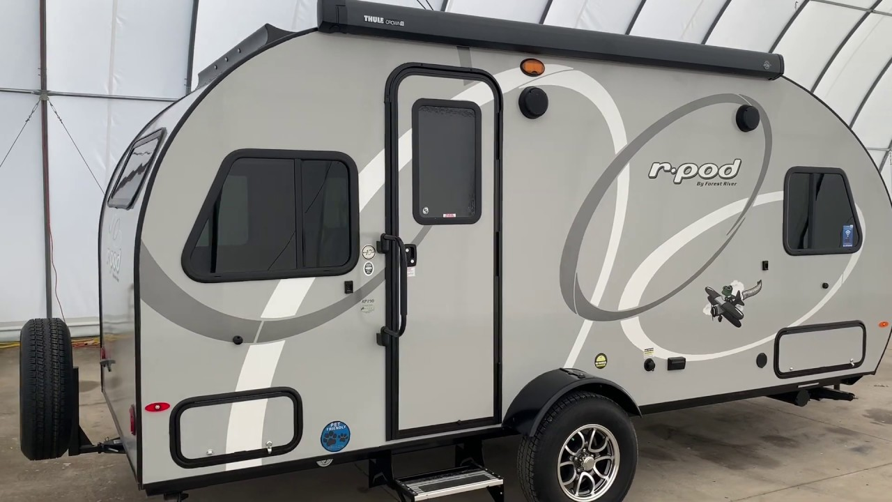 Rpod For Sale >> 2020 Forest River R Pod 190 Travel Trailer For Sale Www Truckandrv Com