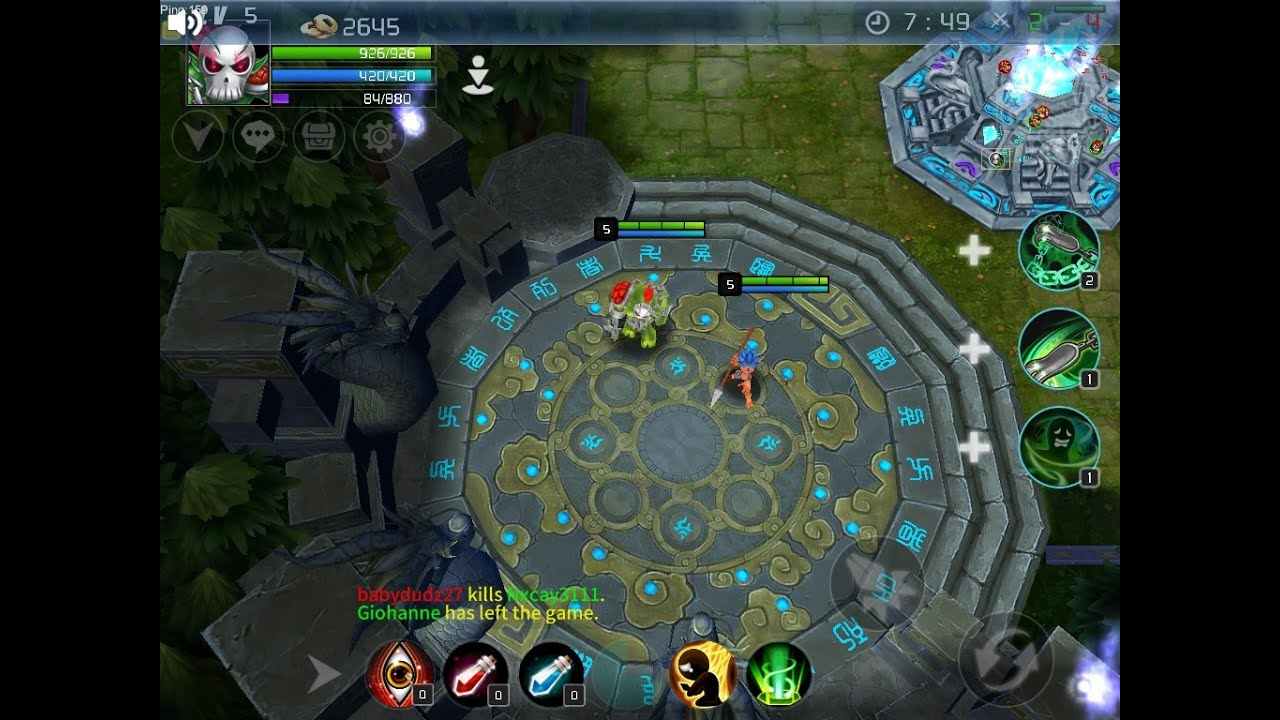 League of Legends on Mobile   Android and iOS    Destiny of Thrones     League of Legends on Mobile   Android and iOS    Destiny of Thrones      YouTube
