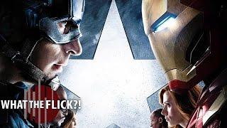 Captain America: Civil War -- FULL SPOILERS Movie Review