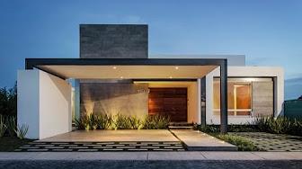 Casa Moderna De X Un Piso Condominio Valle