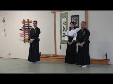 2016 Embu with Sekiguchi Komei Sensei & Austin Komei Jyuku