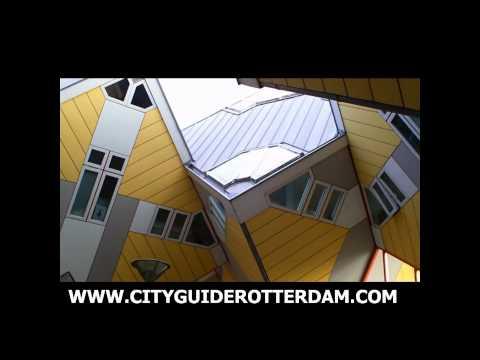 Kubuswoningen Rotterdam - Cube Houses Rotterdam