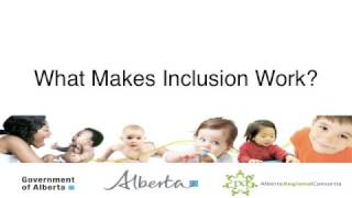What Makes Inclusion Work?