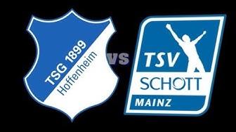 2. Frauen-BL 17/18 TSG Hoffenheim II vs TSV Schott Mainz