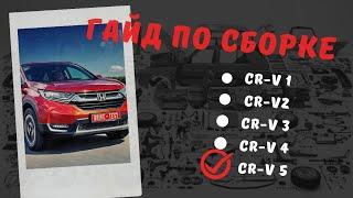 Для чего нужны шторки на радиатор и интеркуллер Honda cr-v 1.5t? установка + Honda sensing