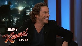Oliver Hudson Reveals Crazy Punishment Dad Kurt Russell Gave Him