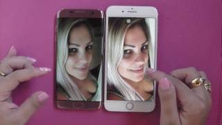 iPhone 7 Plus vs Galaxy S7 Edge