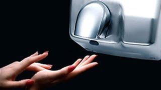 ★Никогда не сушу руки сушилками для рук. Они перес...
