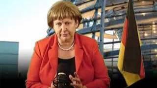 """www.ECHTEBUNDESKANZLERIN.de - 01.12.2007 """"Mindestlohn"""""""