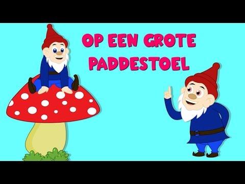 Nederlandse Kinderliedjes | Op Een Grote Paddestoel  etc.