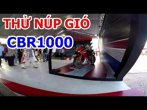 TRẢI NGHIỆM TRÊN SIÊU MOTO PKL HONDA CBR1000RR 2017   MotoVlog Nha Trang